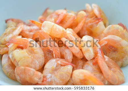Sweet Shrimps