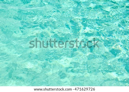 Swimming pool background at outdoor for relaxing in the weekend