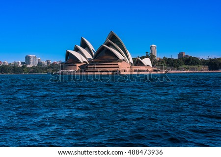 Sydney Opera House is located at the estuary of Sydney, Sydney, New South Wales. Australia On 27 June 2550 the organization has been registered by UNESCO.Sep 26,2016