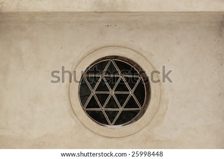 Synagogue in Eastern Poland
