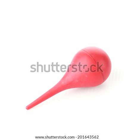 Syringe Ball - stock photo