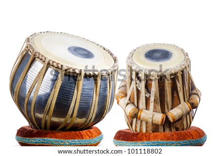 Table Musical Instrument - stock photo