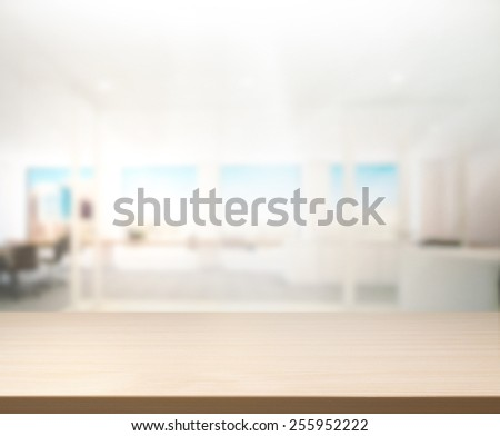 glass top office table india designs with view png stock photo blur background