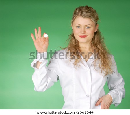 tablet - stock photo