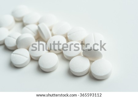 Tablets medicine for people's health to heal diseases