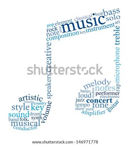 English vocabulary for music - Speak Languages