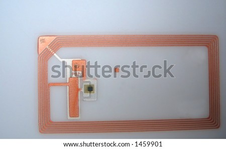 Tags for radio frequency identification - RFID
