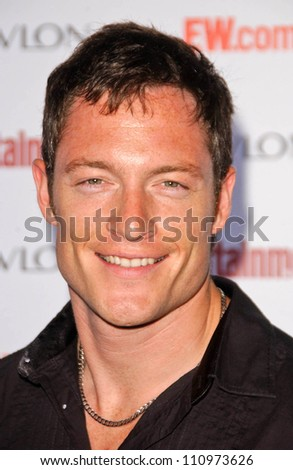 Tahmoh Penikett  at Entertainment Weekly's 5th Annual Pre-Emmy Party. Opera and Crimson, Hollywood, CA. 09-15-07