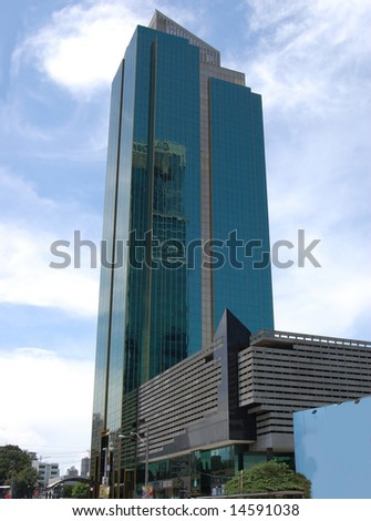 Tall Building - stock photo