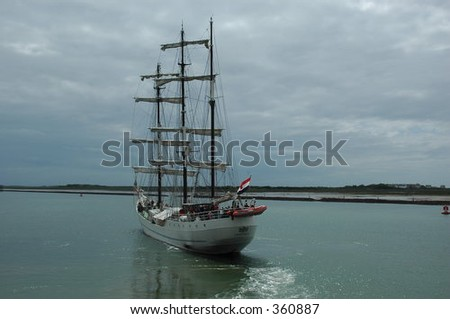Tall Ship Dutch