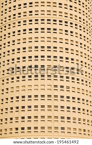 Tampa architecture - stock photo