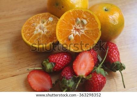 tangerine,fruit, fruits, green, group, health, healthy, isolated, juice, juicy, mandarin, natural, nature,orange, organic,, refreshing,sweet, table, tasty, tropical, vegetarian, vitamin - stock photo