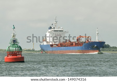 Tanker  - stock photo