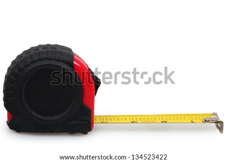 Tape Measure - stock photo