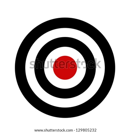 target - stock photo