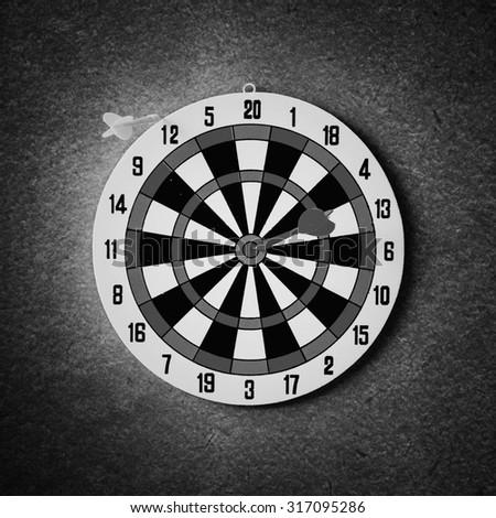 Casino style dart tournament