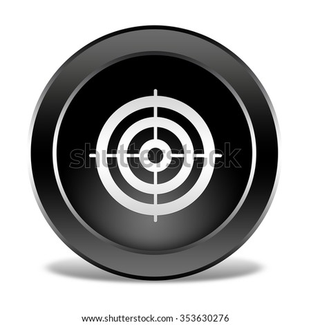 target button isolated