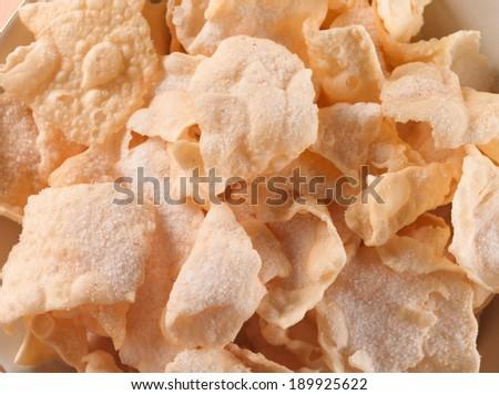 Tatar sweets close look - stock photo