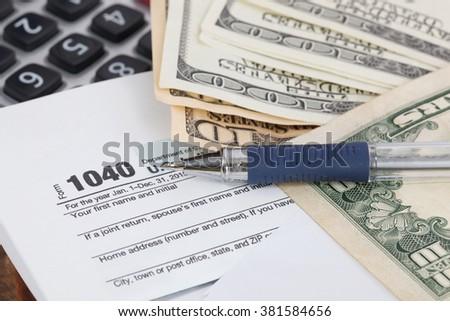 how to do a tax return usa