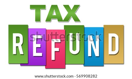 Tax Refund Professional Colorful