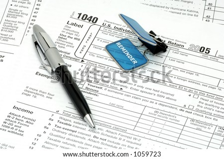 Tax Related Forms