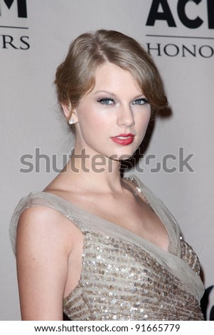 Taylor Swift at 2011 Academy Of Country Music Honors Gala, Ryman Auditorium, Nashville, TN 09-19-11