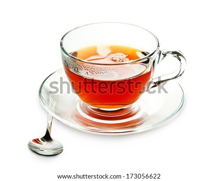 Tea. - stock photo
