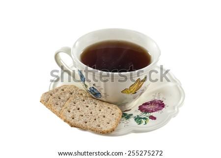 Tea Biscuits - stock photo
