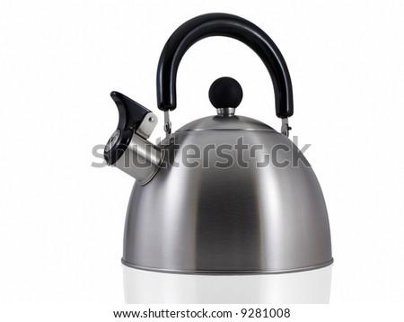 Tea Kettle - stock photo