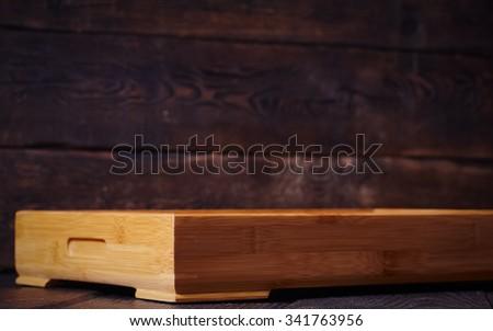 Tea Table - stock photo