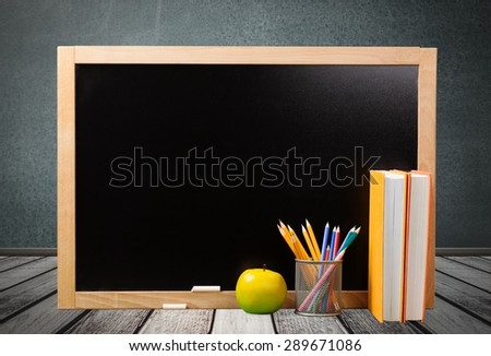 Teacher, teachers, greeting. - stock photo