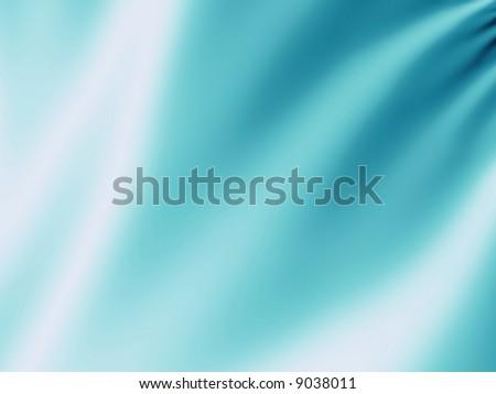 Teal blue abstract velvet background - stock photo