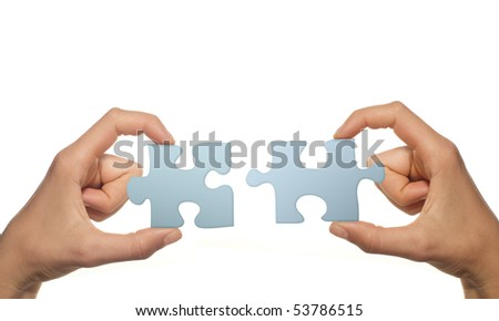 team spirit - stock photo