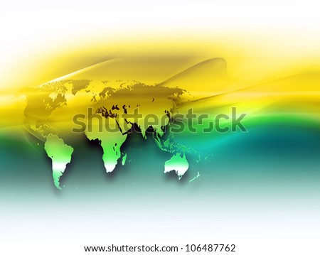technology background - computer generated  for your projects - stock photo