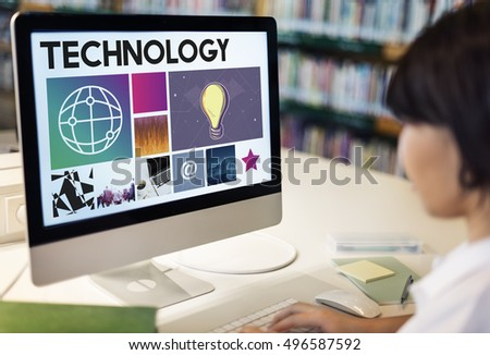 Technology Education Concept