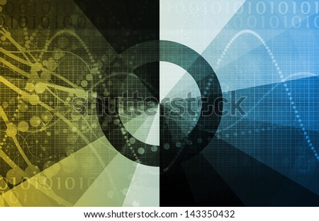 Technology Life Cycle Process of a Product - stock photo
