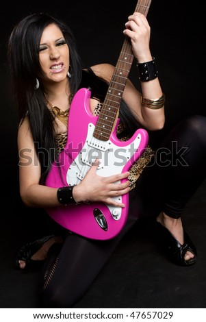 Teen Rock Star
