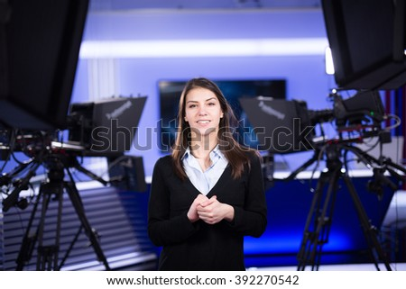 how to become an on camera host telvesion