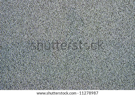 television static - stock photo