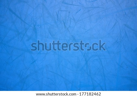 tennis court, surface blue background - stock photo