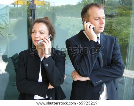 Tensions - stock photo