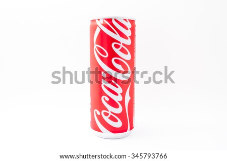 Global soft drink market share of Coca-Cola and PepsiCo 2015, based on volume
