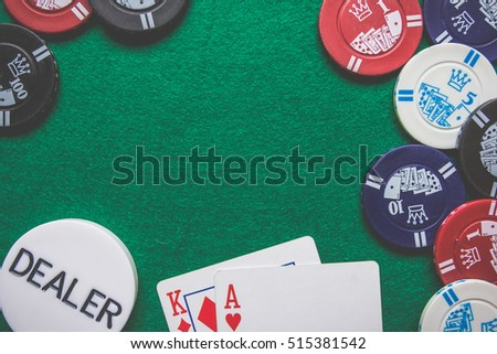How to set up texas holdem