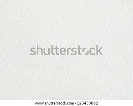 texture and perforated white paper background - stock photo