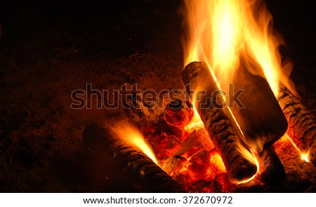 Texture, background. bonfire, balefire, smudge. a large open-air fire used as part of a celebration, for burning trash, or as a signal.