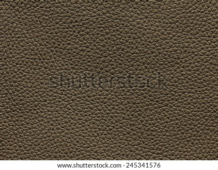 Texture background from closeup shoot of dark brown leather for your work