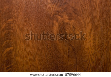 Texture - background made of brown wood - stock photo