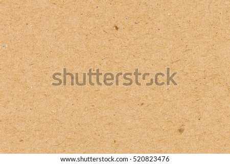 Texture brown paper box background.