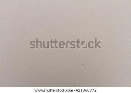 Texture grey cardboard surface  - stock photo