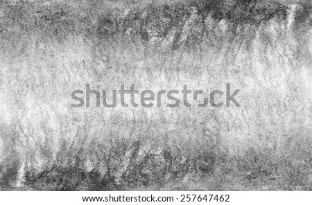texture of a green wall from mold and moss - stock photo